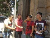 تحرير محضر لطالبة وطالب مزقا ورقة الإجابة أثناء تسليم الإجابات بالغربية