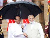 رئيس وزراء الهند يزور إحدى الكنائس المستهدفة فى تفجيرات سريلانكا