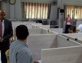 رئيس جامعة بنى سويف يكلف العمداء بوضع لوحات إرشادية للطلاب بجداول الامتحانات