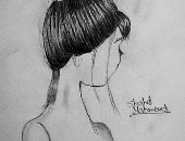 """""""شهد"""" تشارك صحافة المواطن لوحات بالقلم الرصاص تبرز موهبتها الفنية"""
