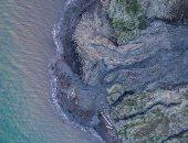 الطائرات بدون طيار تكشف عن تآكل ساحل القطب الشمالي