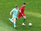 البرتغال ضد هولندا.. شوط أول سلبى فى نهائى دورى الأمم الأوروبية
