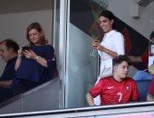 البرتغال ضد هولندا.. عائلة رونالدو تدعمه من مدرجات نهائى دورى الأمم الأوروبية