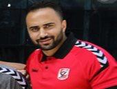أحمد الجارحى مدربا عاما لفريق سلة الأهلى