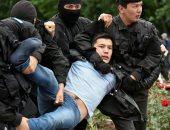 اعتقال أكثر من 100 شخص احتجاجا على أسلوب تداول السلطة فى كازاخستان