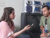 القدس فى بينالى القاهرة.. الفلسطينى حازم حرب: كيف للاحتلال أن يغير تراثنا؟
