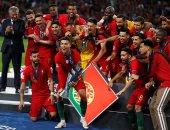البرتغال تهزم هولندا وتحقق اللقب الأول لبطولة دورى الأمم الأوروبية