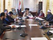 اللجنة الدينية بالبرلمان توصى بفرش مساجد مطروح وإدراجها فى الخطة