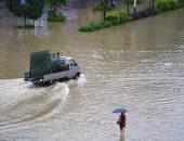 مصرع 5 أشخاص وإصابة 18 آخرين جراء الأمطار الغزيرة فى باكستان
