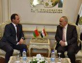 وزير الصناعات الحربية البيلاروسية: شركاتنا متحمسة للاستثمار  فى مصر