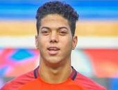 # شجع_بلدك.. إمام عاشور قائد هجوم المنتخب الاولمبي بأمم أفريقيا تحت 23 سنة