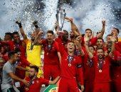 كل أهداف الأحد.. البرتغال تحصد دورى الأمم الأوروبية والبرازيل تفوز بالسبعة