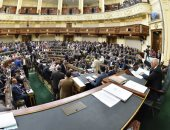 """صور.. رئيس البرلمان ردا على نائب: """"الناس مش جعانة وكل حاجة كانت متوفرة فى رمضان"""""""