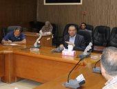 حظر توصيل المرافق للمبانى السكنية بشمال سيناء للمخالفين لقرار طلاء المنازل