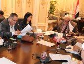 """صور.. """"دينية البرلمان"""" توافق على مادة تشكيل 4 لجان بقانون هيئة الأوقاف"""