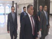صور.. رجل الأعمال اللبنانى المطلق سراحه من إيران يصل بعبدا ويلتقى أسرته