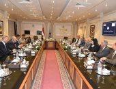 """""""العربية للتصنيع"""" تبحث التعاون المشترك مع قبرص فى الصناعات الدفاعية"""