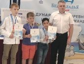 ديفيد جورج يحصد فضية بطولة روسيا الدولية للشطرنج .. صور