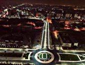 صور.. العاصمة تنتهى من الشكل النهائى لمحيط استاد القاهرة