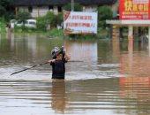 هطول أمطار موسمية غزيرة فى الهند تبدد المخاوف من الجفاف
