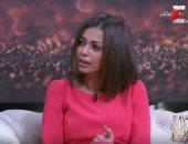 "فيديو.. داليا مصطفى توضح تفاصيل دورها فى مسلسل ""قمر هادى"""