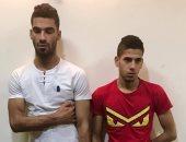 القبض على المتهمين بقتل شاب بالأسلحة البيضاء فى السلام