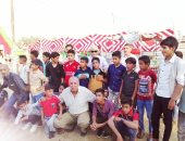 مجلس مدينة بئر العبد يخصص يوما ترفيهيا لأطفال قرية الروضة بشمال سيناء