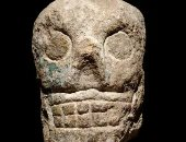 قلادة مصنوعة من جمجمة بشرية لمحارب تكشف سر انهيار حضارة المايا.. تعرف على التفاصيل