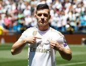 يوفيتش يقطع إجازته الصيفية للانضمام مبكراً لمعسكر ريال مدريد
