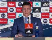 يوفيتش: رونالدو قدوتى.. وأملك قميص ريال مدريد منذ الطفولة