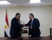 صور ..محافظ بورسعيد يوقع بروتوكولات مع كليات الطب لتشغيل مستشفيات التأمين الصحى