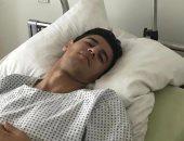 طبيب المقاولون: يوسف الجوهري يتماثل للشفاء من الصليبي ويعود خلال شهرين
