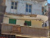 إزالة العقارات التى تمثل خطورة على السكان غرب الإسكندرية
