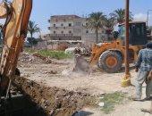 زراعة كفر الشيخ : إزالة 7 حالات تعدي وتوزيع 39 ألف طن أسمدة