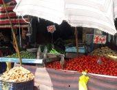 صور.. تموين شمال سيناء: توفر كافة السلع التموينية والخضروات بأسواق المحافظة