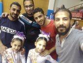 جمباز بلدية المحلة يحقق 5 ذهبيات فى بطولة الجمهورية