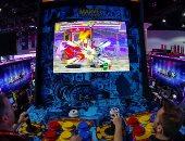 المعرض السنوى لألعاب الفيديو E3 فى ولاية لوس أنجلوس الأمريكية