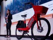 قبل وصولها لأمريكا.. تعرف على الجيل الثانى من دراجات أوبر الإلكترونية