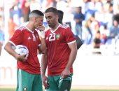 بعد 127 يوما خصام.. فيصل فجر يعتذر للمغربى عبد الرزاق حمدالله