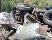 وفاة معاون مباحث قويسنا متأثرا بإصاباته فى حادث مرورى على طريق شبين الكوم