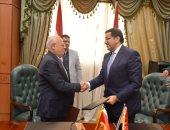 توقيع بروتوكول لتعميم الدفع الإلكترونى مع الوحدات الحكومية ببورسعيد