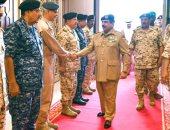 العاهل البحرين يزور القيادة العامة لقوة دفاع البحرين