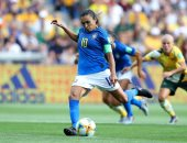 مارتا نجمة منتخب البرازيل تحقق إنجازا تاريخيا فى كأس العالم للسيدات.. فيديو