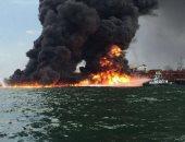 متحدث باسم البحرية السريلانكية يؤكد اشتعال النيران مجددا بناقلة نفط