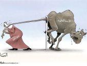 كاريكاتير الصحف الإماراتية.. محاولات قطر البائسة فى حل أزمتها