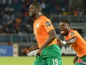 جول مورنينج.. توريه يسجل هدفا رائعا فى مرمى غينيا بأمم أفريقيا 2012