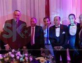 شاهد نجوم الرياضة فى زفاف ابنة أحمد سليمان بكاميرا سوبر كورة
