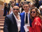 ياسين أحمد السقا يجمع والده ووالدته رغم انفصالهما.. اعرف التفاصيل