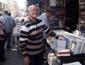 """صور.. فوضى الباعة الجائلين تحتل الفن والتاريخ بشارع """"النبى دانيال"""" بالإسكندرية"""