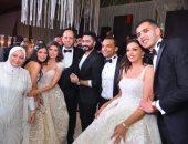 حفل زفاف ابنة أحمد سليمان يجمع نجوم الرياضة والإعلاميين